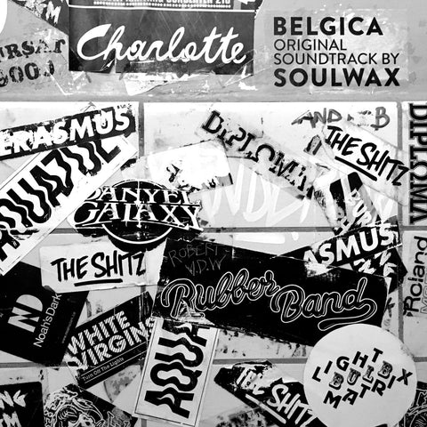 Various - Belgica: Original Soundtrack by Soulwax-CD-South