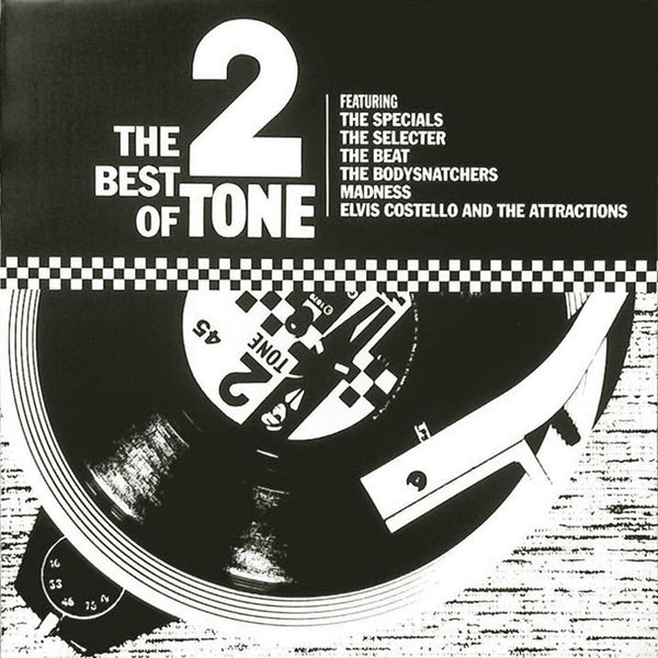 Various - Best of 2 Tone-CD-South