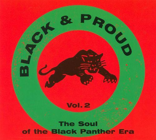 Various - Black & Proud: The Soul Of The Black Panther Era Vols.1 & 2-LP-South