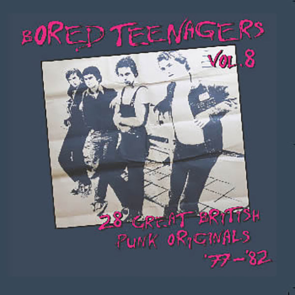 Various - Bored Teenagers Vol.8-LP-South