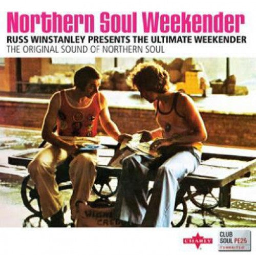 Various - Club Soul: Northern Soul Weekender-CD-South