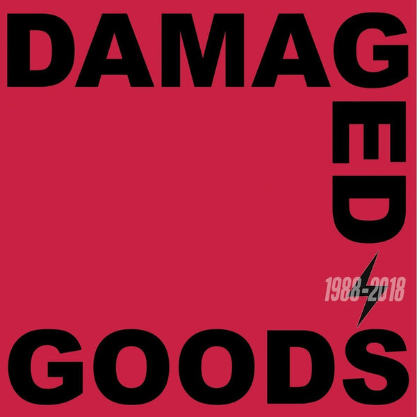 Various - Damaged Goods 1988-2018-LP-South
