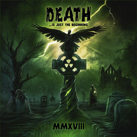Various - Death ...Is Just The Beginning, MMXVIII-LP-South