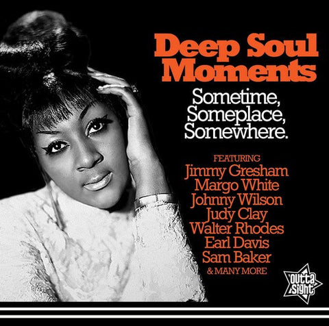 Various - Deep Soul Moments-CD-South