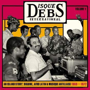 Various - Disques Debs International Volume One-LP-South