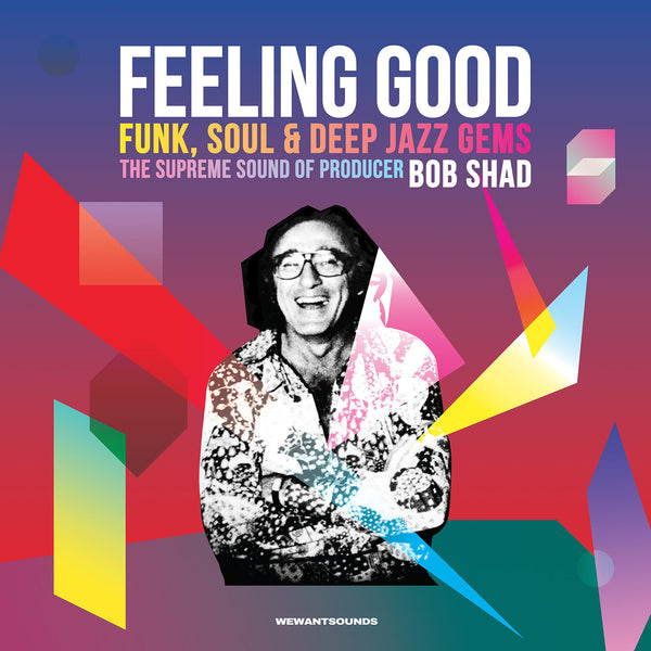 Various - Feeling Good: Funk, Soul and Deep Jazz Gems - The Supreme Sound of Producer Bob Shad-LP-South