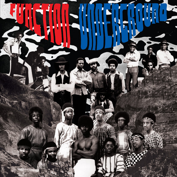 Various - Function Underground:The Black & Brown American Rock Sound 1969-1974-LP-South