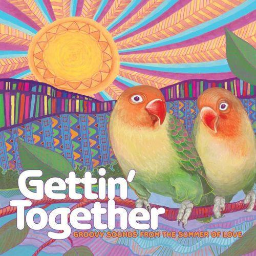 Various - Gettin‰۪ Together ‰ÛÒ Groovy Sounds From The Summer of Love-LP-South