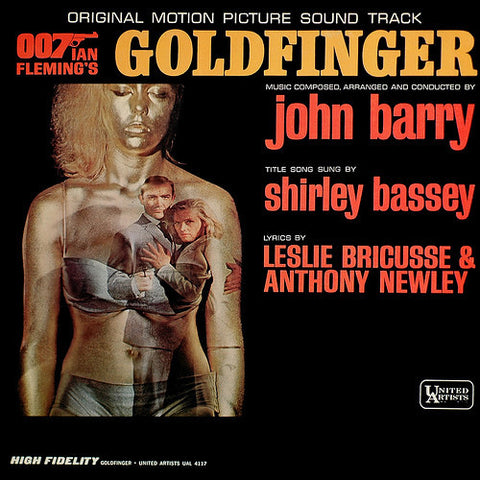 Various - Goldfinger OST-LP-South