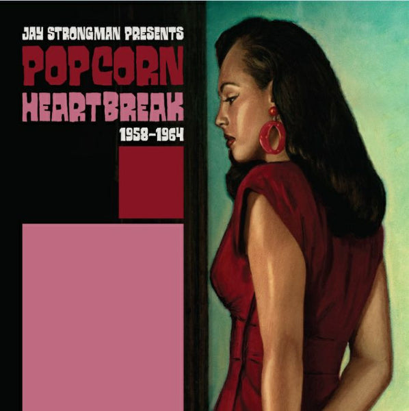 Various - Jay Strongman Presents Popcorn Heartbreak-CD-South