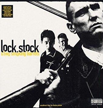 Various - Lock Stock & Two Smoking Barrels-LP-South
