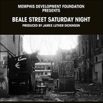 Various - Memphis Development Foundation Presents: Beale Street Saturday Night-CD-South