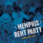 Various - Memphis Rent Party-LP-South