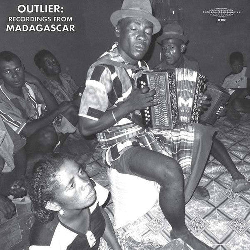 Various - Outlier: Recordings From Madagascar-LP-South