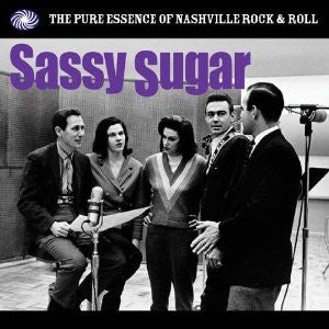 Various - Sassy Sugar: The Pure Essence of Nashville Rock & Roll-Vinyl LP-South