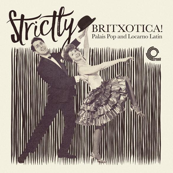 Various - Strictly Britxotica!-LP-South