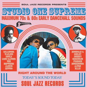 Various - Studio One Supreme: Maximum 70s and 80s Early Dancehall Sounds-CD-South