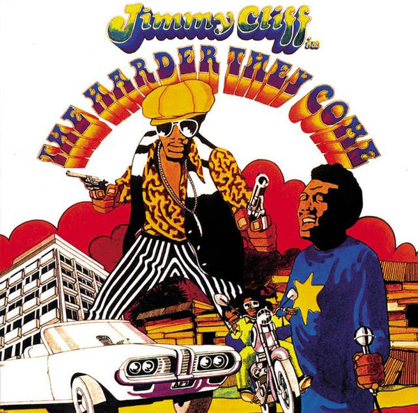 Various - The Harder They Come-LP-South