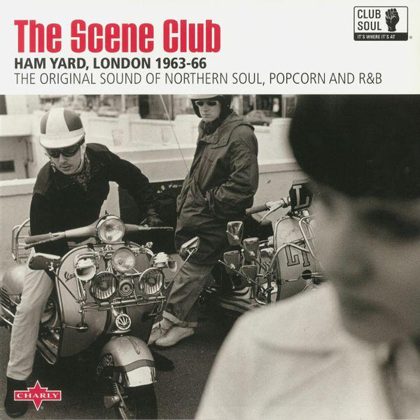 Various - The Scene Club 1963-66-LP-South