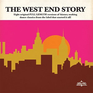 Various - The West End Story-LP-South