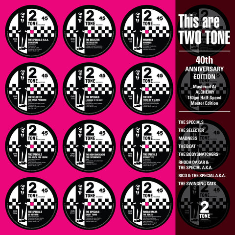 Various - This Are Two Tone (Half Speed Master)