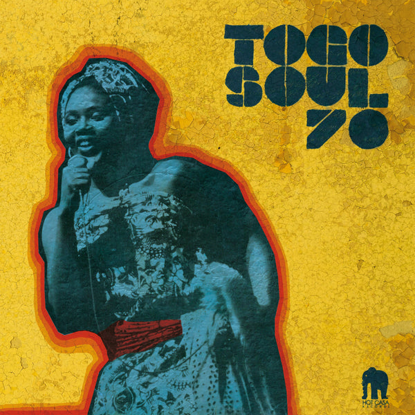 Various - Togo Soul 70-LP-South