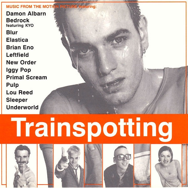Various - Trainspotting OST-CD-South