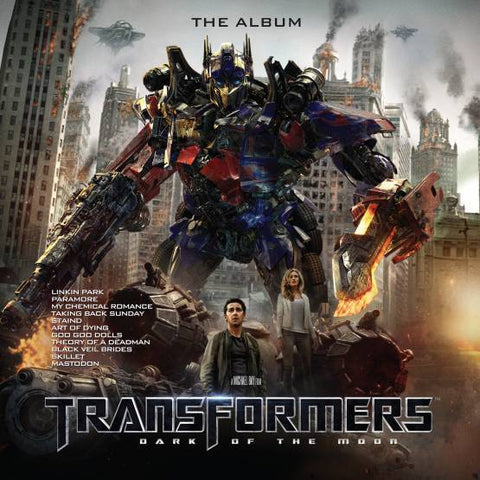 Various - Transformers: Dark of the Moon OST-LP-South