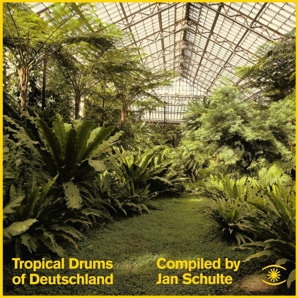 Various - Tropical Drums of Deutschland (compiled by Jan Schulte)-LP-South