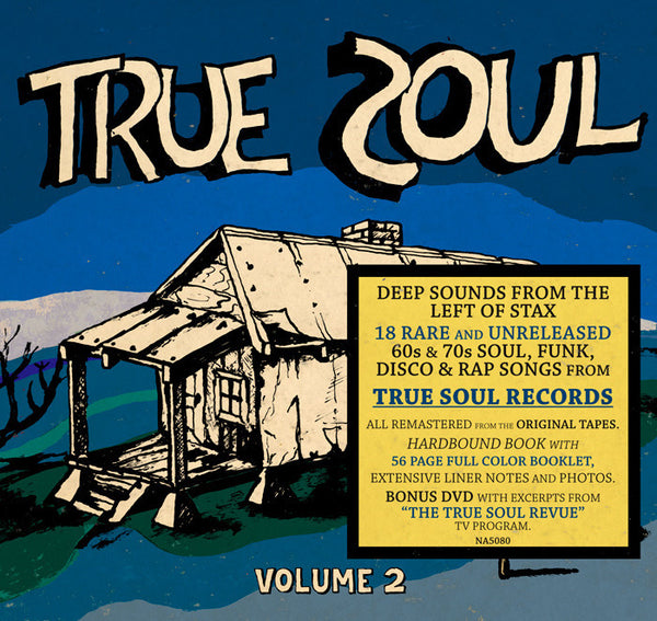 Various - True Soul: Deep Sounds from the Left of Stax Vol.2-CD-South