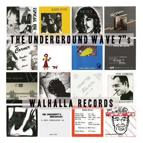 "Various - Underground Wave 7""s-LP-South"