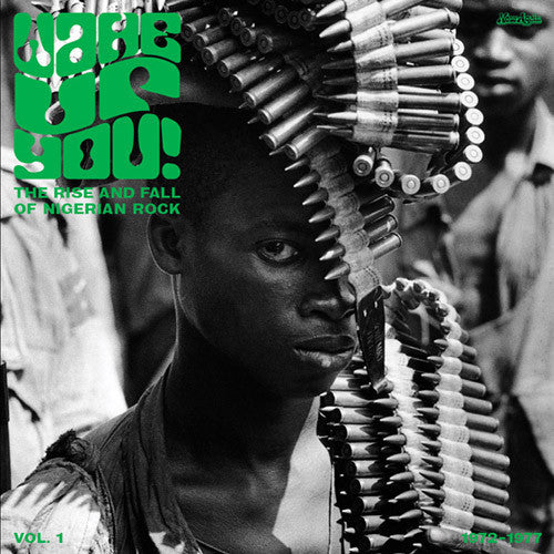 Various - Wake Up You! (Vol.1) The Rise & Fall Of Nigerian Rock Music 1972-1977-CD-South
