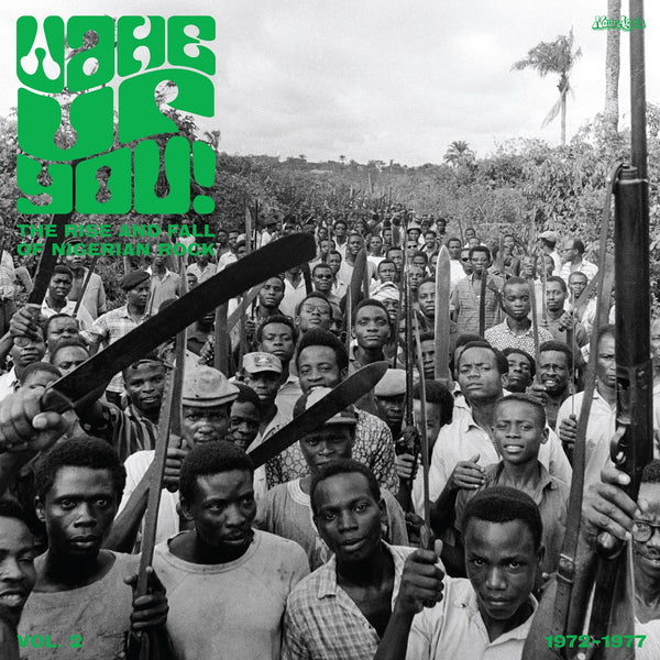 Various - Wake Up You! (Vol.2) The Rise & Fall Of Nigerian Rock Music 1972-1977-CD-South