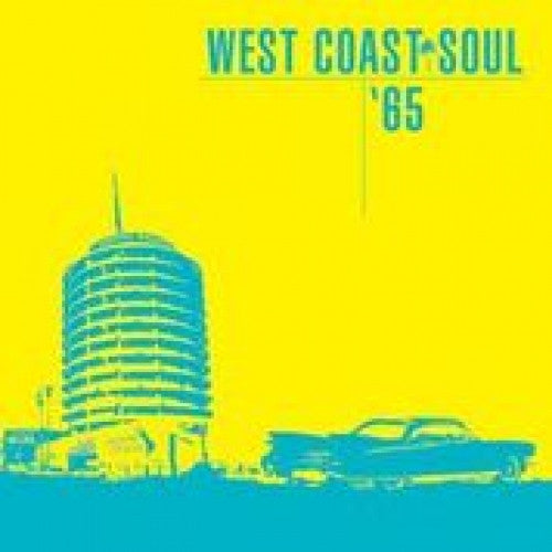 Various - West Coast Soul '65-LP-South