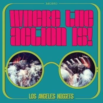 Various - Where The Action Is! Los Angeles Nuggets-LP-South