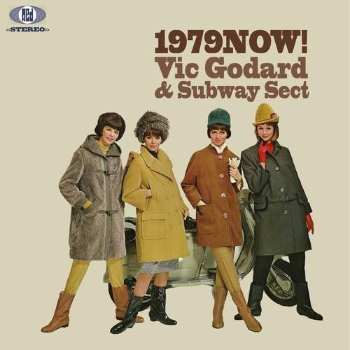 Vic Godard & Subway Sect - 1979 Now-CD-South