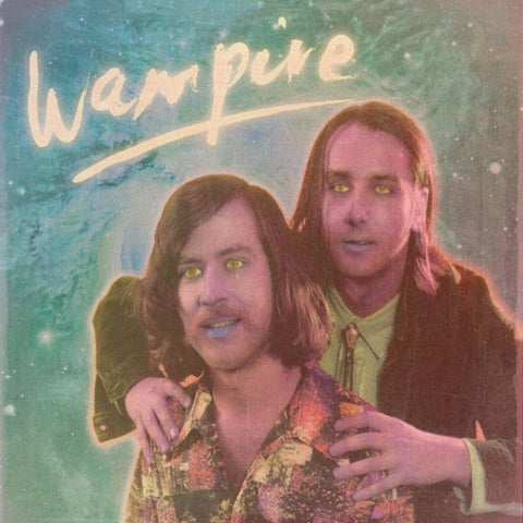 Wampire - Curiosity LP-Vinyl LP-South