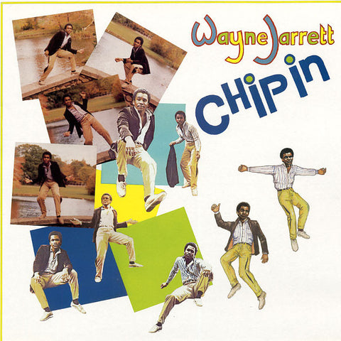 Wayne Jarrett - Chip In-Vinyl LP-South