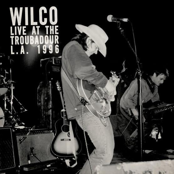 Wilco - Live At The Troubadour 11/12/96-LP-South