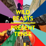 Wild Beasts - Present Tense LP-Vinyl LP-South