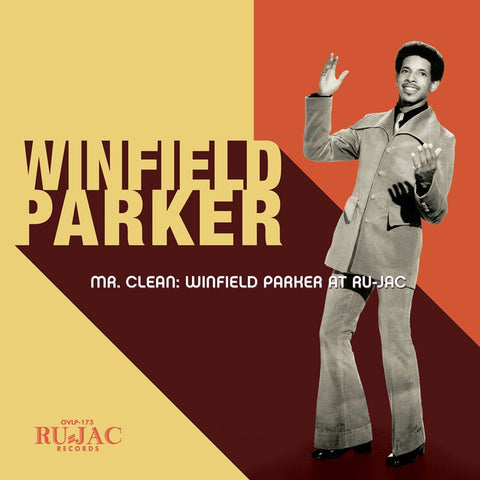 Winfield Parker - Mr Clean: Winfield Parker At Ru-Jac-LP-South