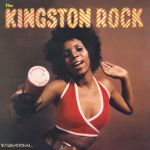 Winston Jarrett & Horace Andy - Kingston Rock (Earth Must Be Hell)-LP-South