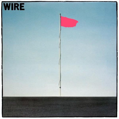Wire - Pink Flag-LP-South