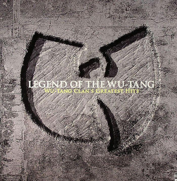 Wu-Tang Clan - Legend Of The Wu-Tang-LP-South