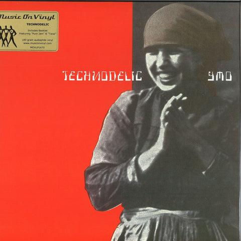 Yellow Magic Orchestra - Technodelic-LP-South