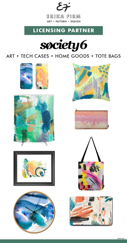 Partnership with Society6