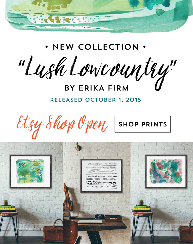 Lush Lowcountry Collection Released