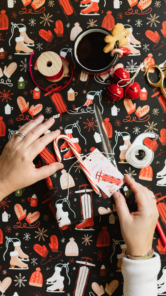 Holiday Gift Wrap Collection for Revel & Co. 2019