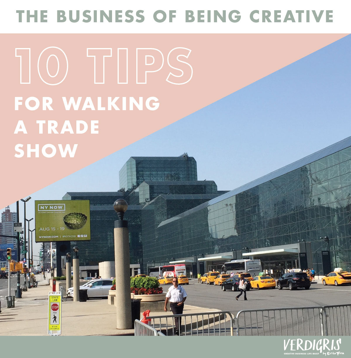 Creative Business 10 Tips for Walking a Trade Show