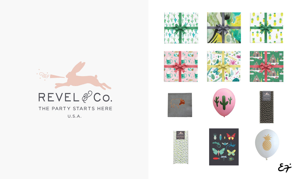Erika Firm's partnership with Revel and Company